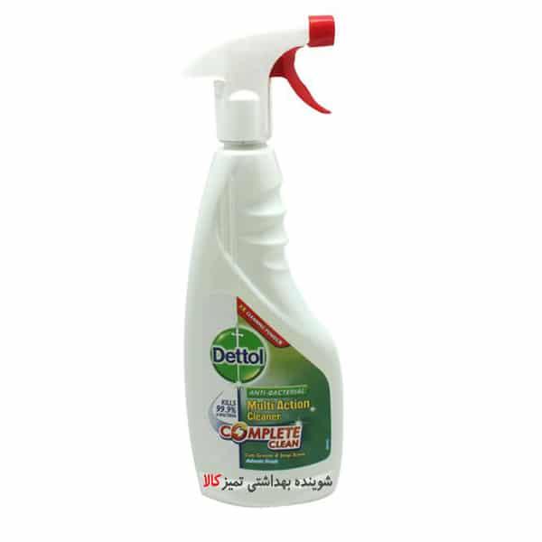 اسپری پاک کننده آنتی باکتریال دتول
